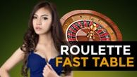 Roulette 2 Fast Table IDN